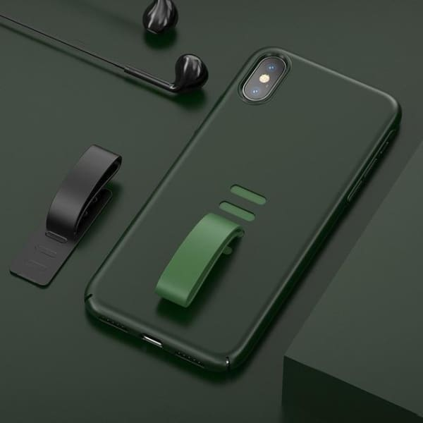 Luxury Phone Case For Iphone X - Green / For Iphone X - Iphone Cases & Bags - Paidcellphone