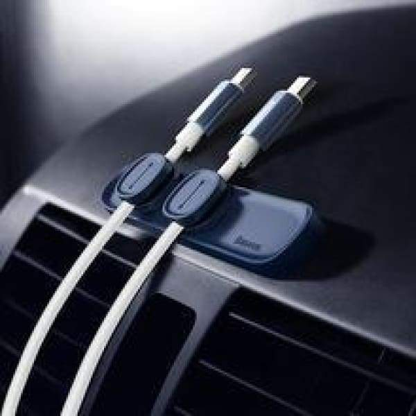 Magnetic Cable Organizer For Iphone - Chargers & Cables - Paidcellphone