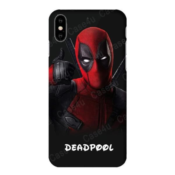Marvel Captain America Case For Iphone X /7 /8 /6(S) Plus - M05 / For Iphone 6 6S - Iphone Cases & Bags - Paidcellphone