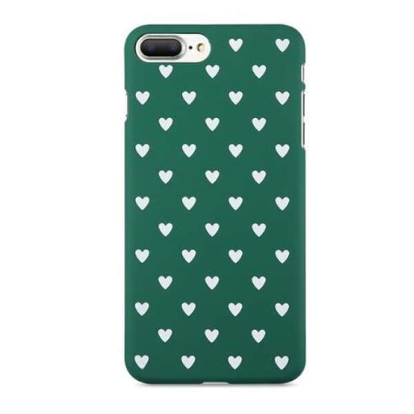Mermaid Scale Phone For Iphone 7/ 6 /8 - Green White / For Iphone 5 5S Se - Iphone Cases & Bags - Paidcellphone