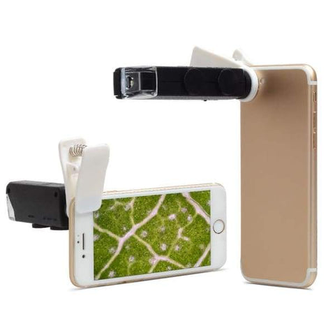 Microscopic Iphone Lens - Selfie Stick - Paidcellphone