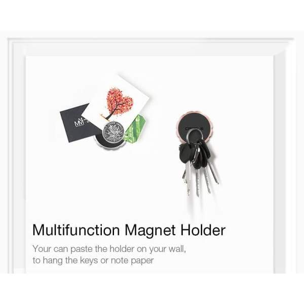 Mini Magnetic Car Phone Holder - Car & Phone Holders - Paidcellphone
