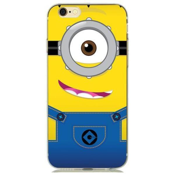 Minion Case Iphone 8 /7 /6 /6S /5 /5S /se - M9 / For Iphone 5 5S Se - Iphone Cases & Bags - Paidcellphone