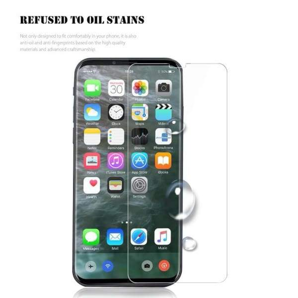 Screen Protector For Iphone X - Screen Protectors - Paidcellphone