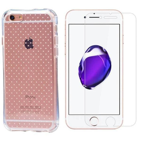 Shockproof Case For Iphone 7 Phone - Iphone Cases & Bags - Paidcellphone