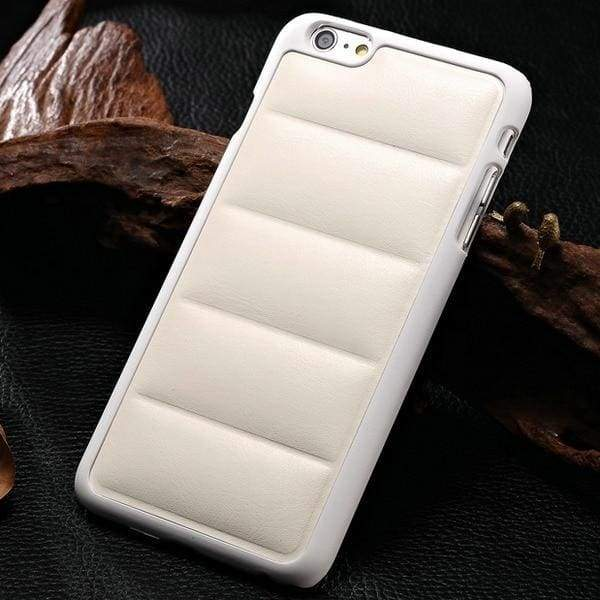 Sofa Style Case For Iphone 6 /6(S) Plus - White - Iphone Cases & Bags - Paidcellphone