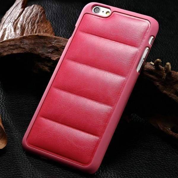 Sofa Style Case For Iphone 6 /6(S) Plus - Rose - Iphone Cases & Bags - Paidcellphone
