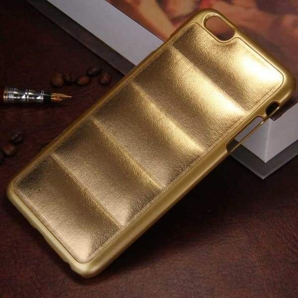 Sofa Style Case For Iphone 6 /6(S) Plus - Champagne Gold - Iphone Cases & Bags - Paidcellphone