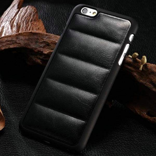 Sofa Style Case For Iphone 6 /6(S) Plus - Black - Iphone Cases & Bags - Paidcellphone