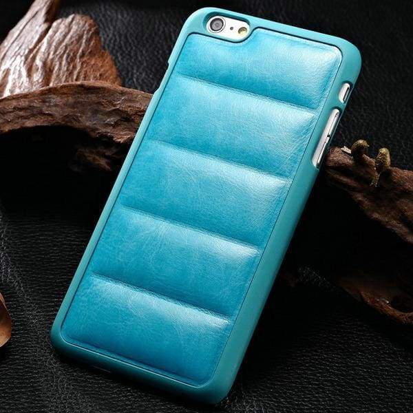 Sofa Style Case For Iphone 6 /6(S) Plus - Blue - Iphone Cases & Bags - Paidcellphone