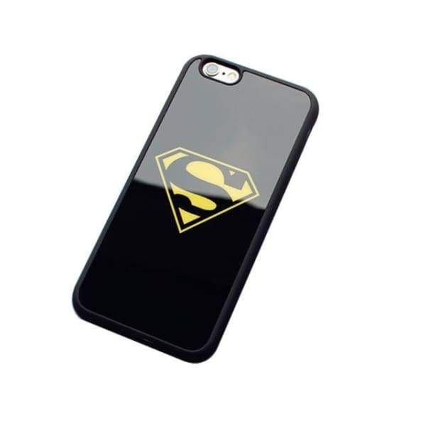 Superman Batman Case For Iphone X/ 7/8 Plus /5(S) Se/ 6(S) - Superman / For Iphone 6 6S - Iphone Cases & Bags - Paidcellphone