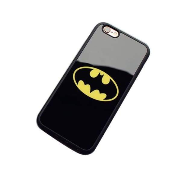 Superman Batman Case For Iphone X/ 7/8 Plus /5(S) Se/ 6(S) - Batman / For Iphone 6 6S - Iphone Cases & Bags - Paidcellphone