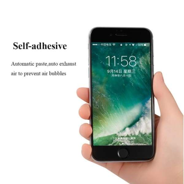 Tempered Glass For Iphone /5 /5S Se /6 /6S /6Plus /7 - Screen Protectors - Paidcellphone