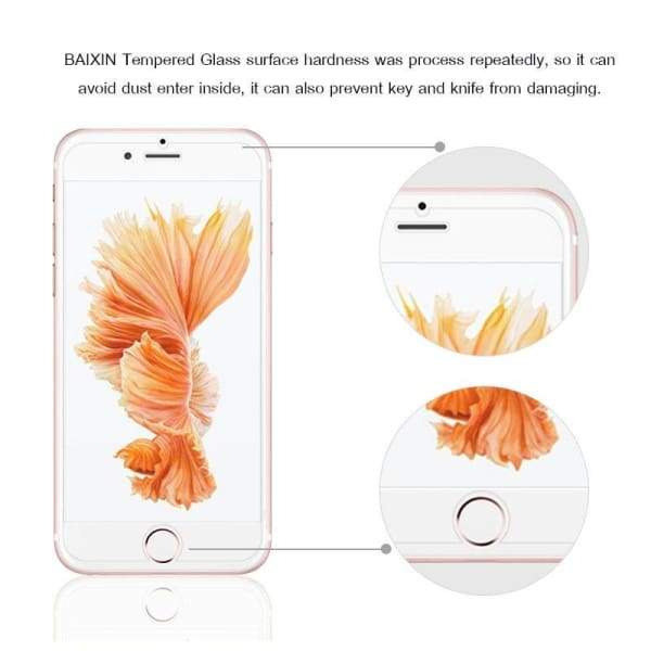 Toughened Screen Protector For Iphone 7 - Screen Protectors - Paidcellphone