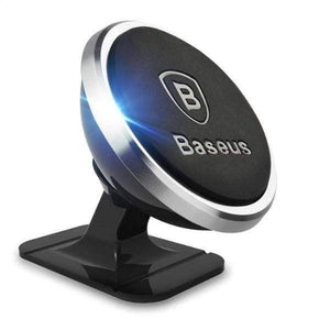 Universal Magnetic 360 Degree Rotation Phone Car Holder - Car & Phone Holders - Paidcellphone