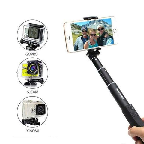 Wired Selfie Stick For Iphone - Selfie Stick - Paidcellphone