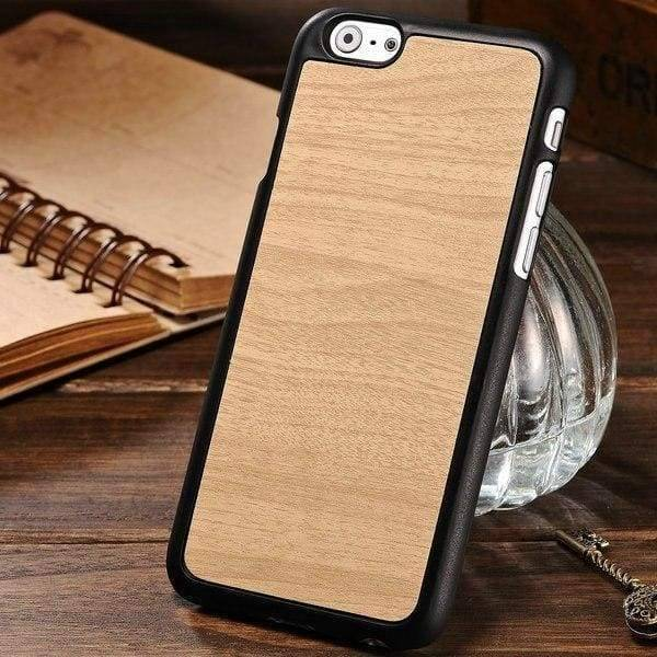 Woody Texture Case For Iphone 6 /6S - Beige - Iphone Cases & Bags - Paidcellphone