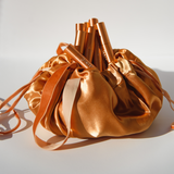 Copper Makeup Bag