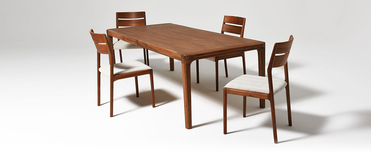Teak Furniture Modern Danish Design Scandinavian Scan