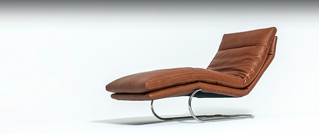 modern recliners / chaises - contemporary european style and