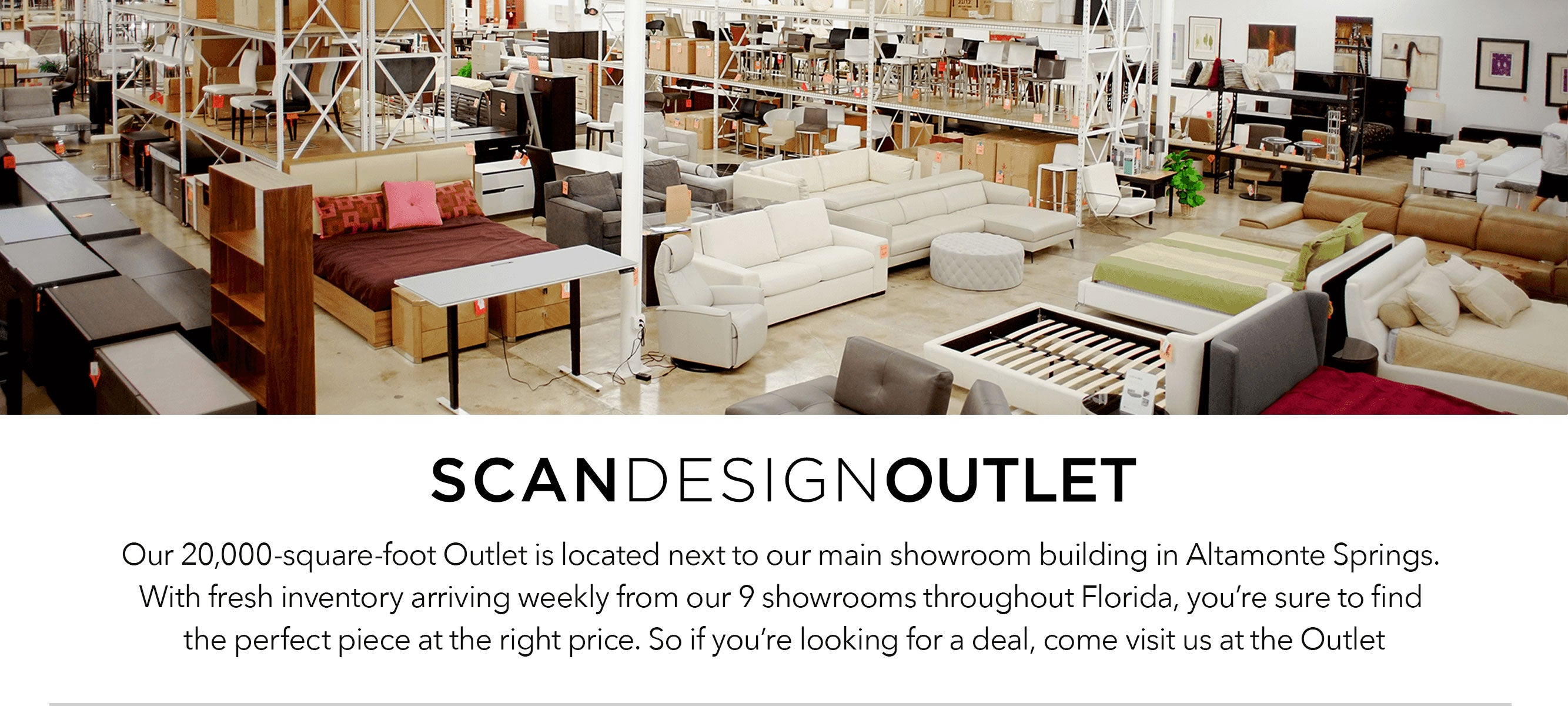 Scan Design Outlet