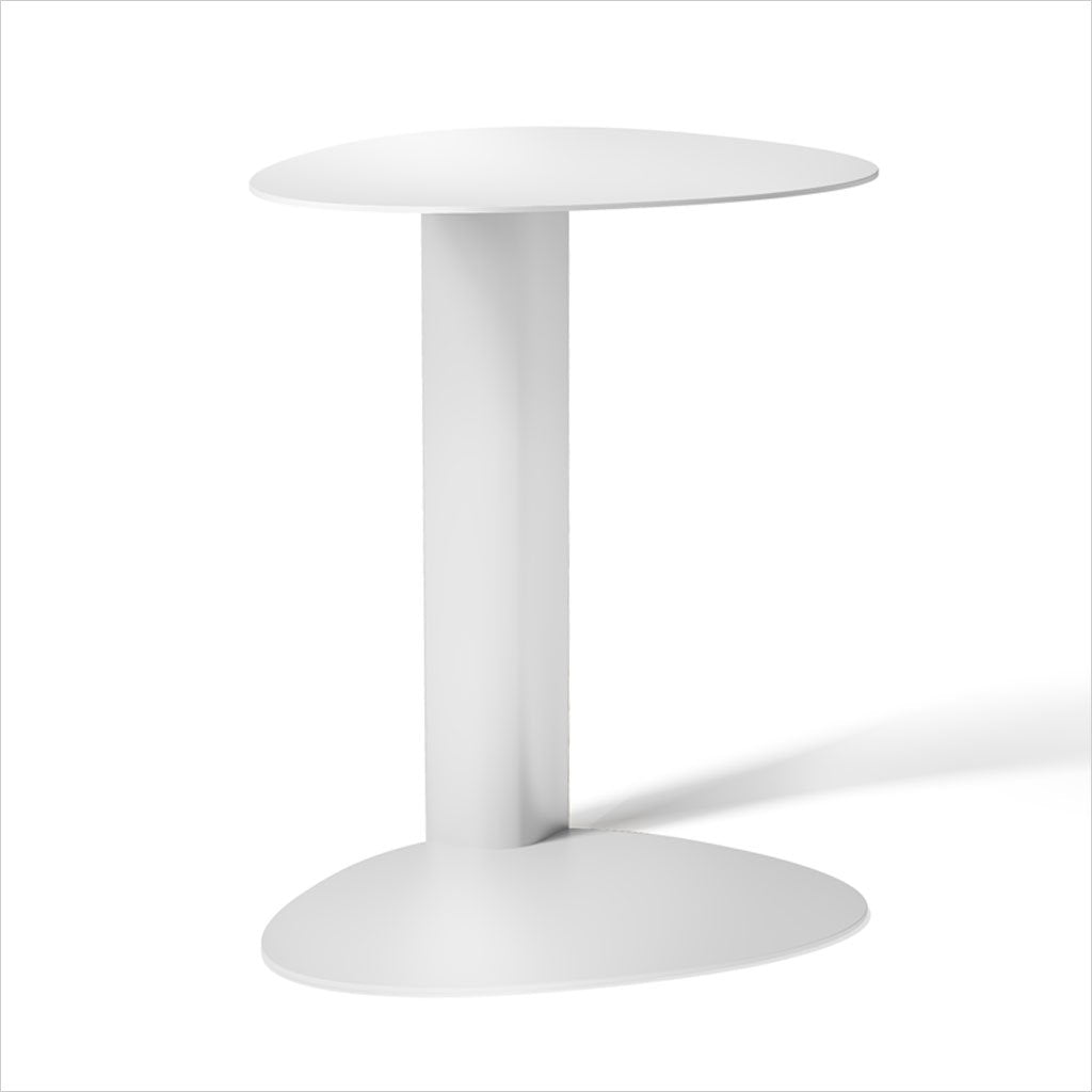 - Bink Accent Table - White - Scan Design Modern And Contemporary Furniture  Store