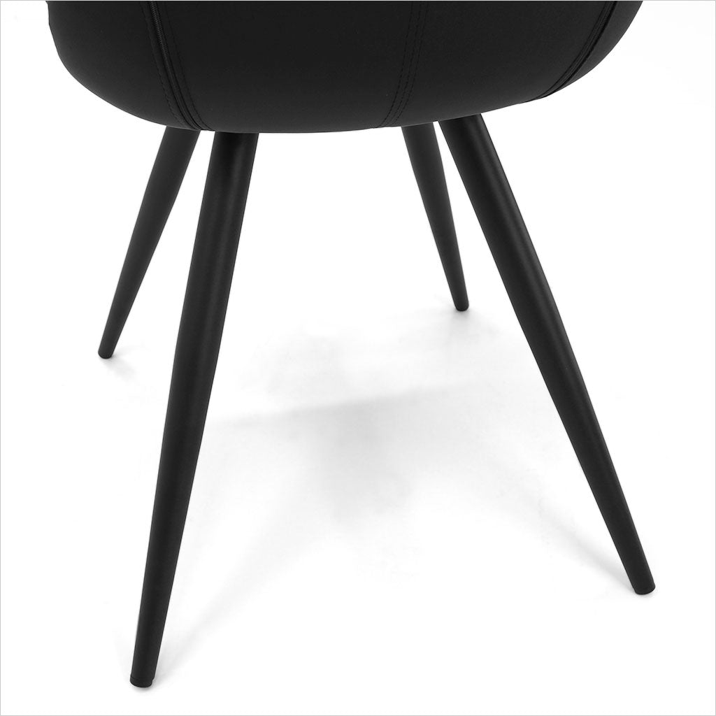 Orion Dining Chair - Black
