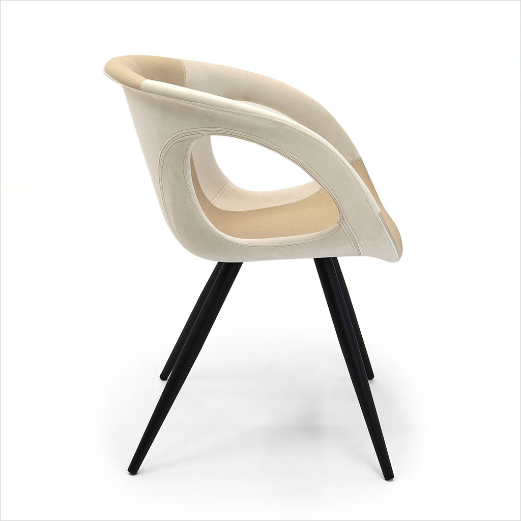 ivory dining chair