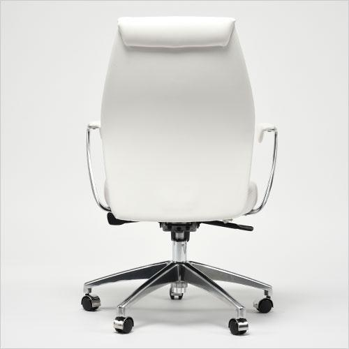 low back office chair with castors