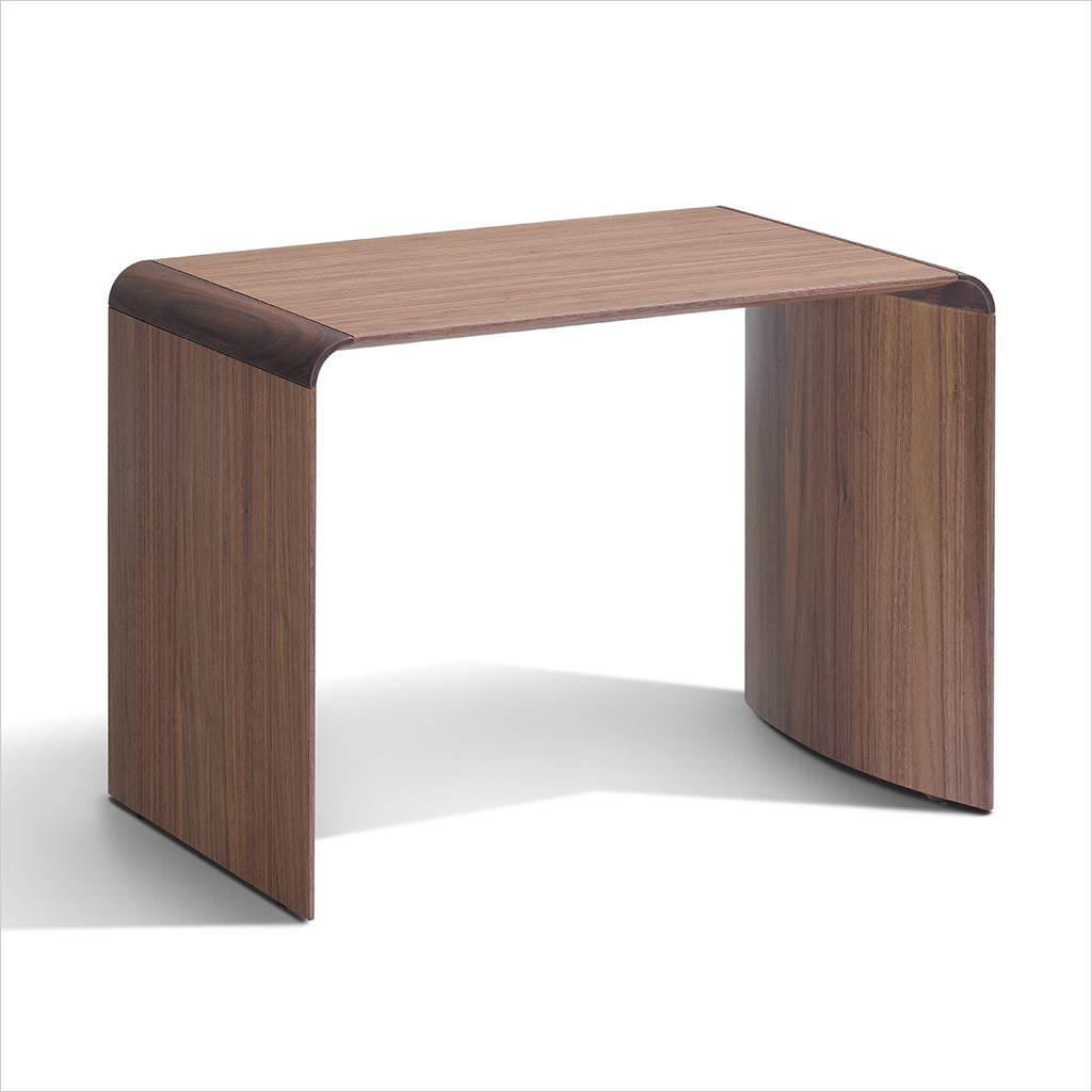 walnut nesting tables