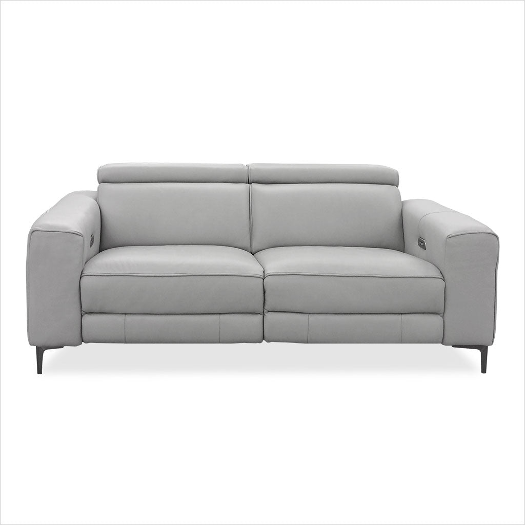 Fabulous Esther Recliner Loveseat Grey Pabps2019 Chair Design Images Pabps2019Com