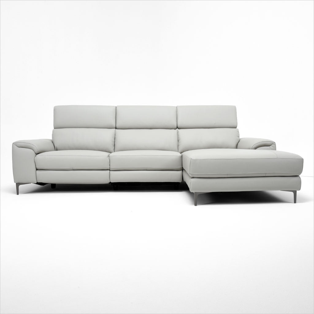 Alice Sectional Sofa Light Grey Scan Design Modern And Contemporary Furniture Store