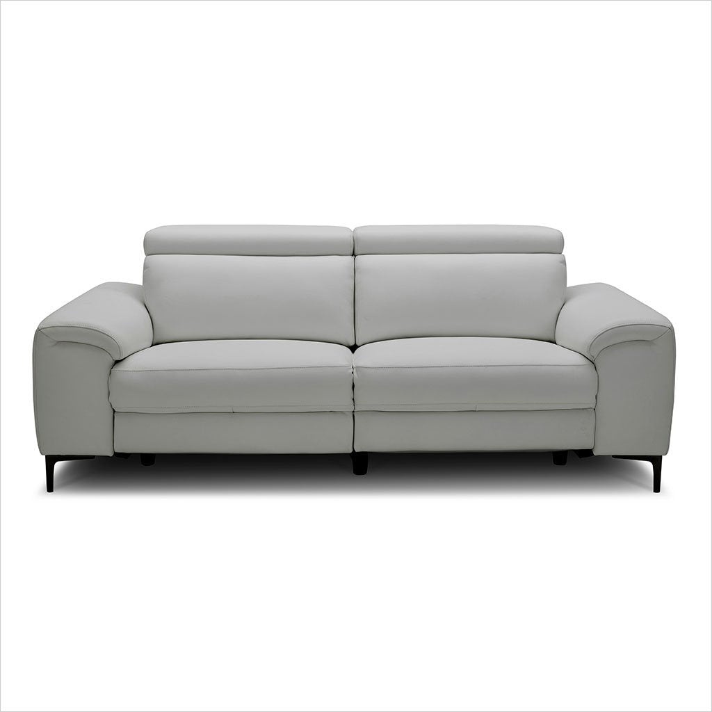 2-seat sofa with reclining seats