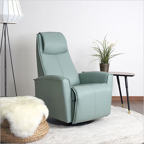 recliner chair on swivel base
