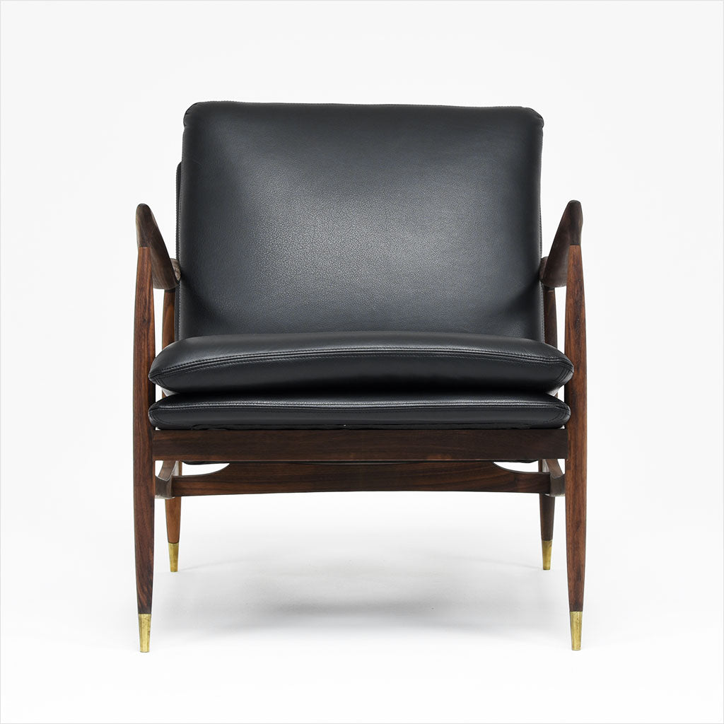 Magnificent Edge Accent Chair Black Creativecarmelina Interior Chair Design Creativecarmelinacom