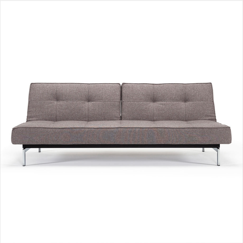 Split sleeper sofa