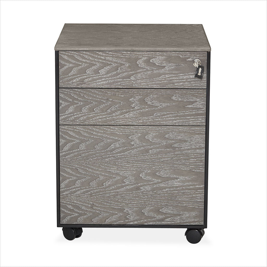Evolution Mobile Pedestal - Grey