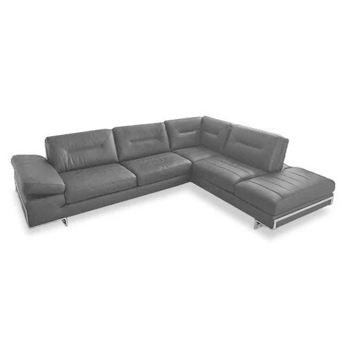 Stallone leather sectional