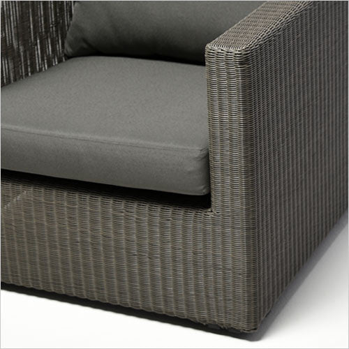 outdoor armchair with swivel function