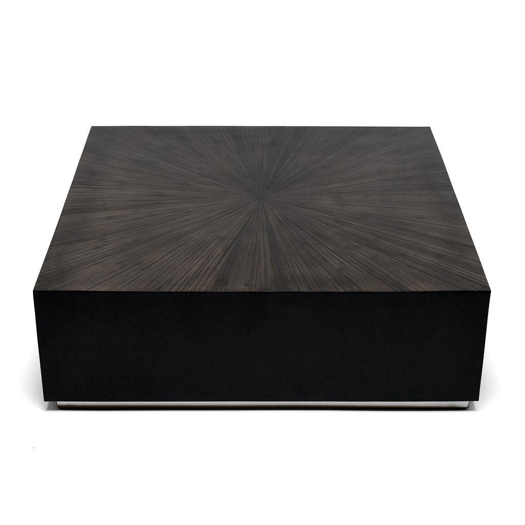 Picture of: Monoblock Coffee Table Square Grey Scan Design Modern And Contemporary Furniture Store