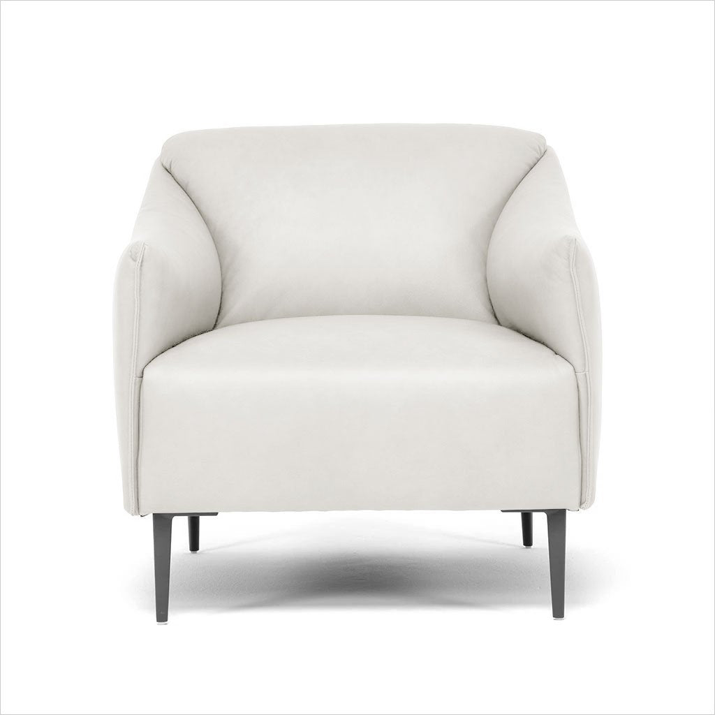Grace Accent Chair - White