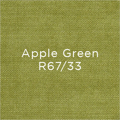 apple green fabric swatch