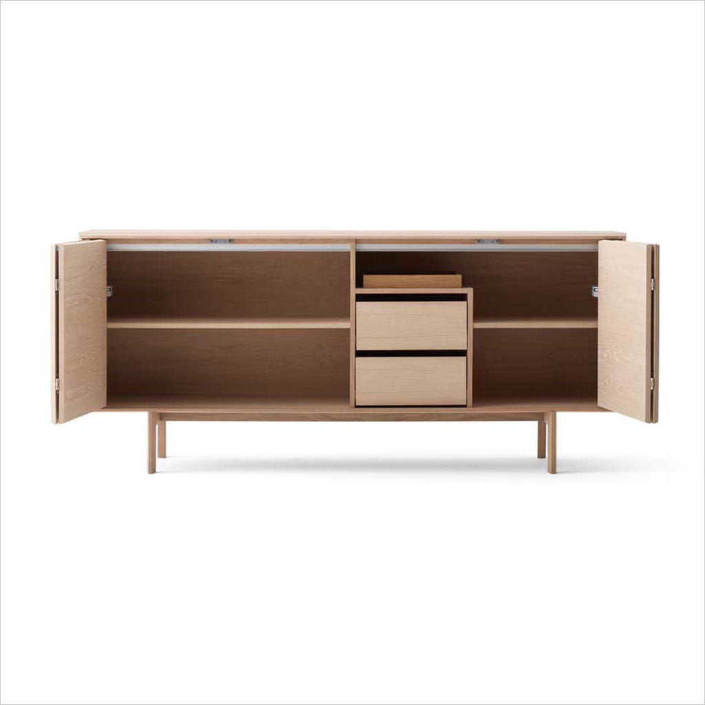 sideboard in walnut