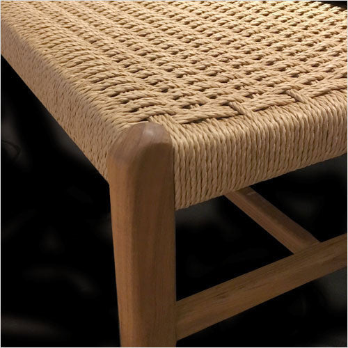 7002 Teak Bench Scan Design Modern Amp Contemporary