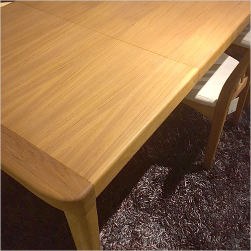 Fs18 Teak Dining Table Scan Design Modern Amp Contemporary Furniture Store
