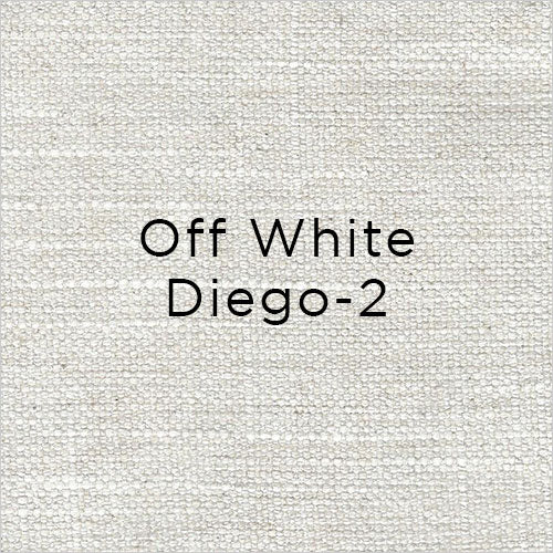 off white fabric swatch
