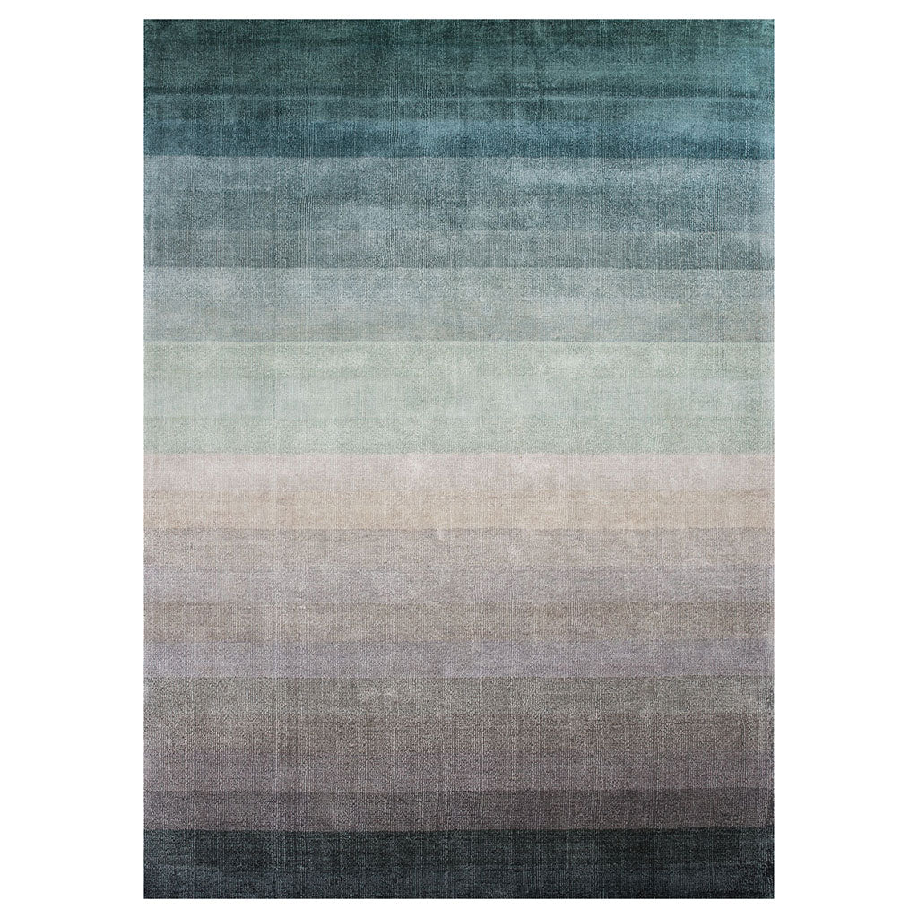 jade hand-loomed area rug