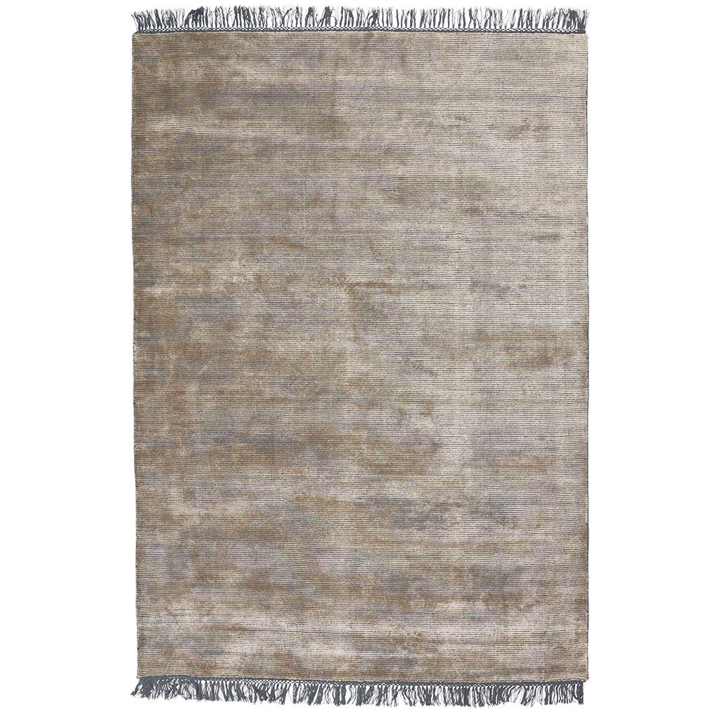 loom-knotted area rug