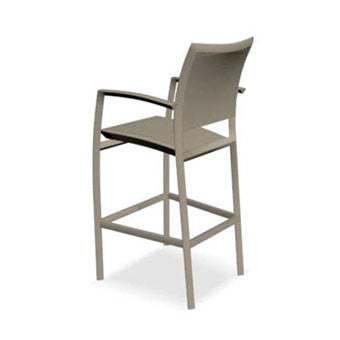 outdoor barstool with arms