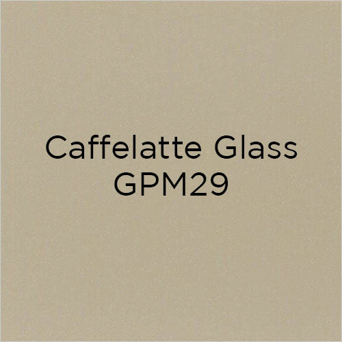caffelatte glass swatch
